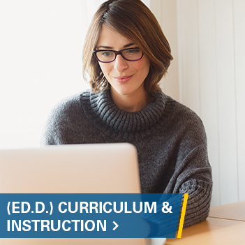 Doctor of Education in Curriculum and Instruction