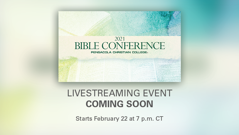 Bible Conference Coming Soon