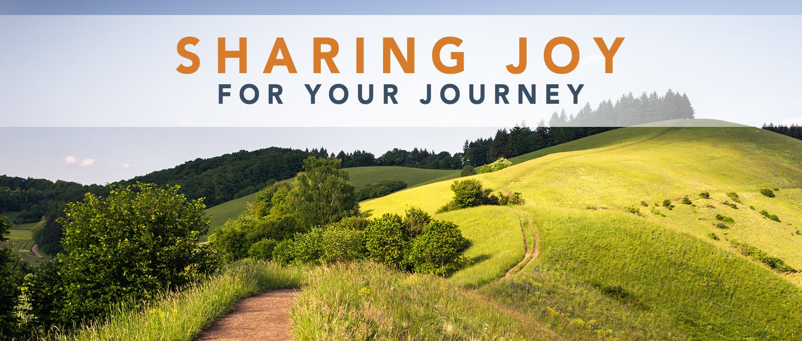 Sharing Joy For Your Journey