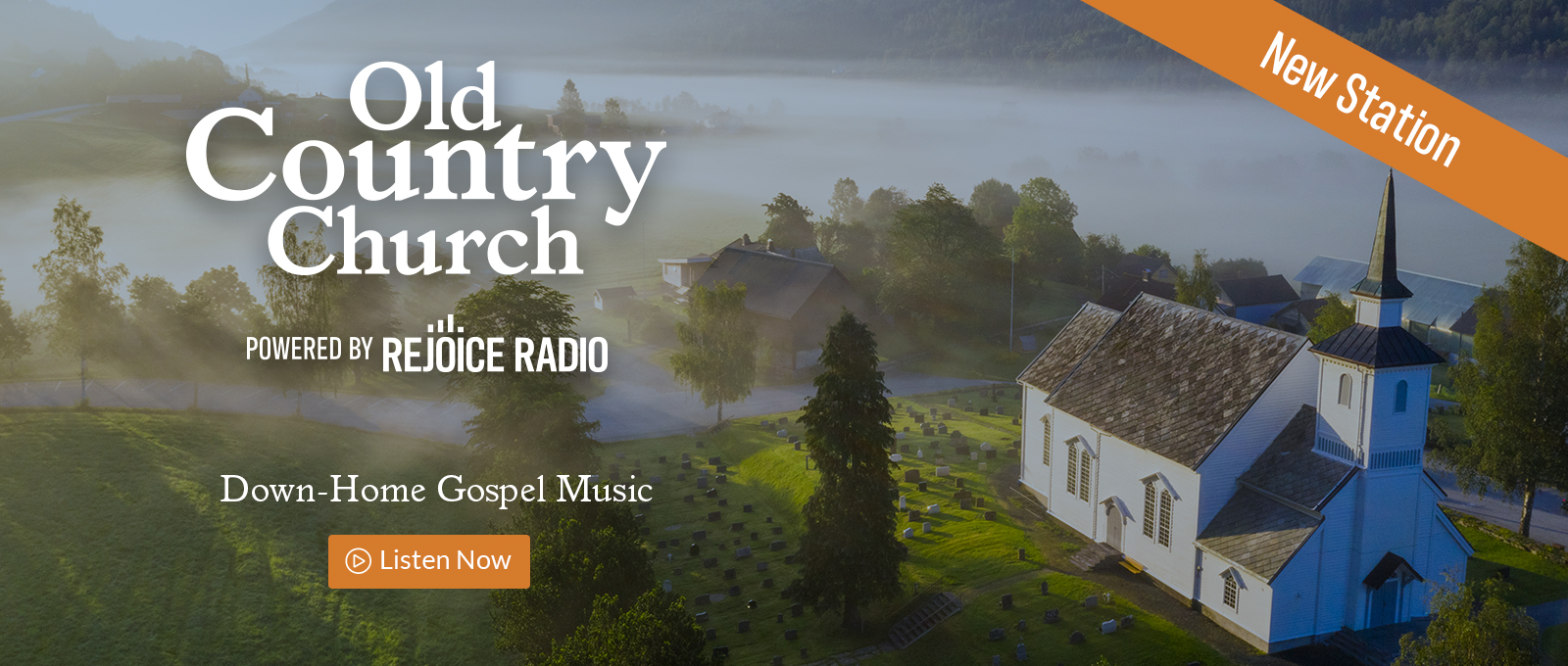 Listen to Old Country Church