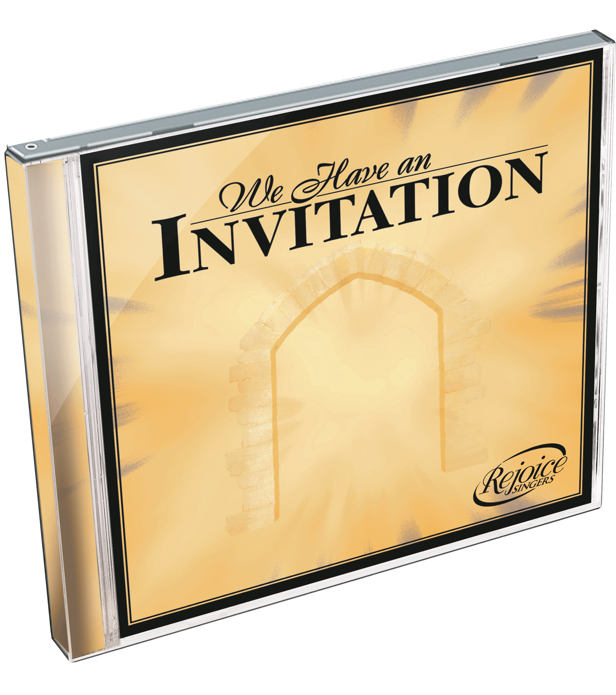 We Have an Invitation CD