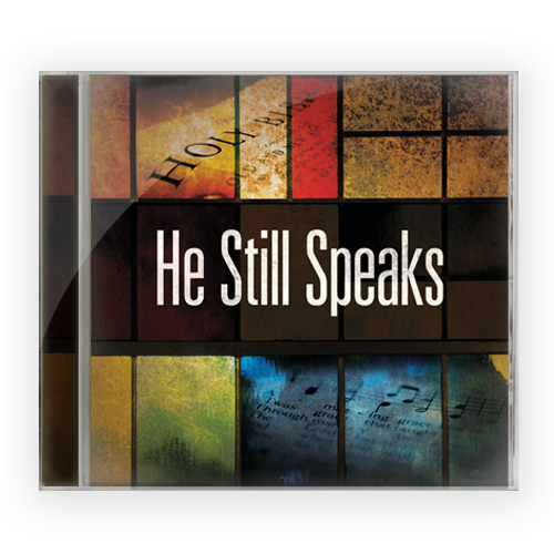 He Still Speaks CD Offer