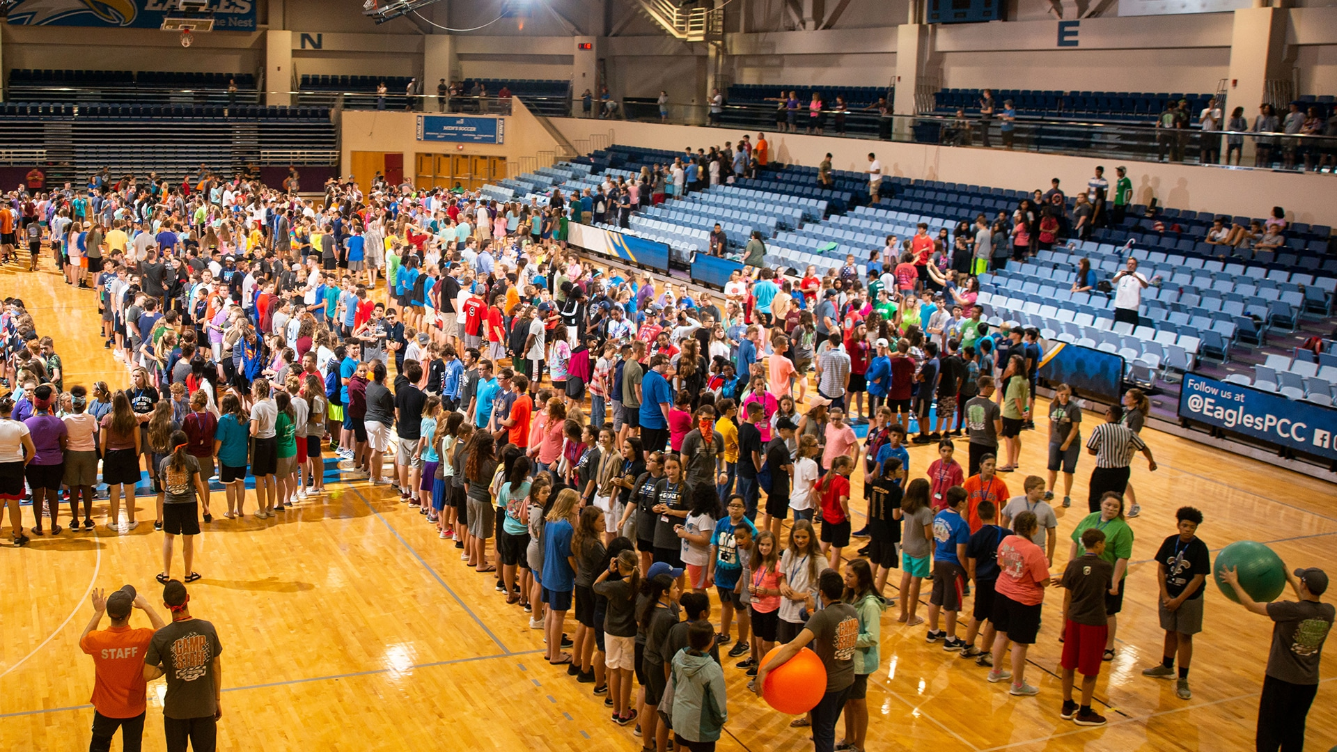 Pensacola Christian College Kids Summer Camp